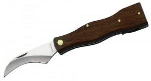 Cuchillo de setas con Holzheft 20,5cm 1