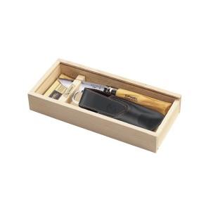 Navaja con estuche regalo de madera 1
